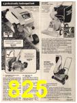 1981 Sears Spring Summer Catalog, Page 825