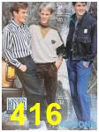 1988 Sears Fall Winter Catalog, Page 416