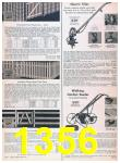1957 Sears Spring Summer Catalog, Page 1356