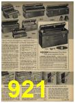 1962 Sears Spring Summer Catalog, Page 921