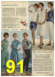 1959 Sears Spring Summer Catalog, Page 91