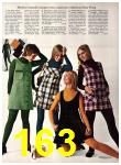 1971 Sears Fall Winter Catalog, Page 163