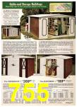 1975 Sears Spring Summer Catalog, Page 755