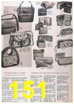 1957 Sears Spring Summer Catalog, Page 151