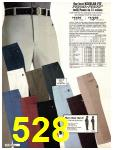 1981 Sears Spring Summer Catalog, Page 528