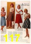 1964 Sears Spring Summer Catalog, Page 117