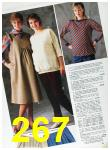 1985 Sears Fall Winter Catalog, Page 267