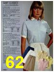 1981 Sears Spring Summer Catalog, Page 62