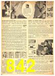 1949 Sears Spring Summer Catalog, Page 842