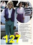 1983 Sears Spring Summer Catalog, Page 127