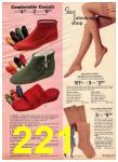 1975 Sears Fall Winter Catalog, Page 221