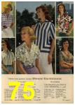 1961 Sears Spring Summer Catalog, Page 75