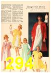1964 Sears Spring Summer Catalog, Page 294