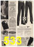 1974 Sears Spring Summer Catalog, Page 533