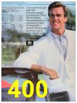 1988 Sears Spring Summer Catalog, Page 400