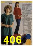 1980 Sears Fall Winter Catalog, Page 406