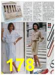 1985 Sears Spring Summer Catalog, Page 178