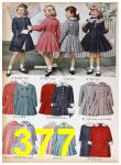 1957 Sears Spring Summer Catalog, Page 377