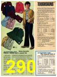 1973 Sears Fall Winter Catalog, Page 290