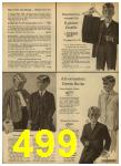 1962 Sears Spring Summer Catalog, Page 499