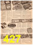 1952 Sears Christmas Book, Page 427