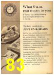 1962 Sears Fall Winter Catalog, Page 83