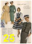 1960 Sears Spring Summer Catalog, Page 25