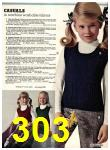 1974 Sears Fall Winter Catalog, Page 303