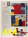 1987 Sears Fall Winter Catalog, Page 414
