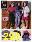 1991 Sears Fall Winter Catalog, Page 295