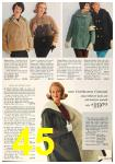 1963 Sears Fall Winter Catalog, Page 45