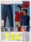 1986 Sears Spring Summer Catalog, Page 134