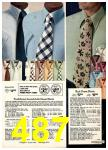 1975 Sears Spring Summer Catalog, Page 487