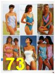 1986 Sears Spring Summer Catalog, Page 73