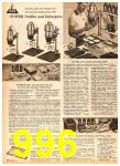 1958 Sears Fall Winter Catalog, Page 996