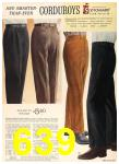 1960 Sears Fall Winter Catalog, Page 639