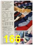 1987 Sears Fall Winter Catalog, Page 166