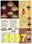 1976 Sears Fall Winter Catalog, Page 1037