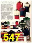 1978 Sears Fall Winter Catalog, Page 547