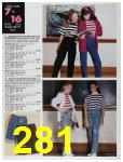 1991 Sears Fall Winter Catalog, Page 281