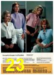 1981 Montgomery Ward Spring Summer Catalog, Page 23