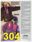 1991 Sears Fall Winter Catalog, Page 304