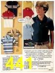 1981 Sears Spring Summer Catalog, Page 441