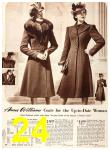 1940 Sears Fall Winter Catalog, Page 24