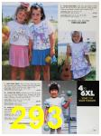 1991 Sears Spring Summer Catalog, Page 293