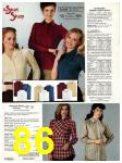 1982 Sears Fall Winter Catalog, Page 86