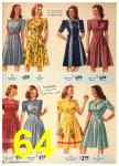 1942 Sears Spring Summer Catalog, Page 64