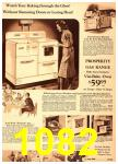 1940 Sears Fall Winter Catalog, Page 1082