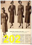 1949 Sears Spring Summer Catalog, Page 202