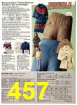 1978 Sears Fall Winter Catalog, Page 457